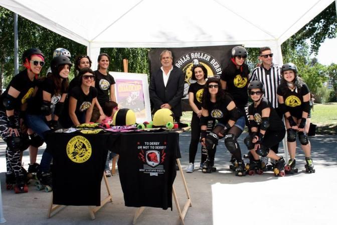 Coimbra acolhe primeiro torneio internacional de Roller Derby